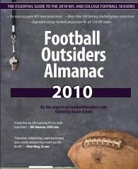Football Outsiders Almanac 2010