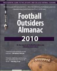 Football Outsiders Almanac 2010
