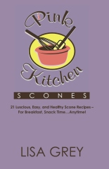 Pink Kitchen Scones