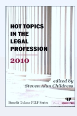 Hot Topics in the Legal Profession 2010