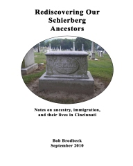 Rediscovering Our Schierberg Ancestors