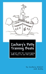 Zachary's Potty Training Boats
