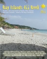 Bay Islands 411 Book   2011