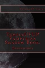 TempleUVUP Vampyrian Shadow Book