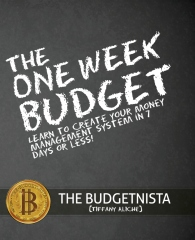 The One Week Budget