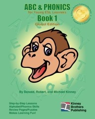 ABC & PHONICS, Book 1