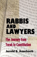 Rabbis and Lawyers