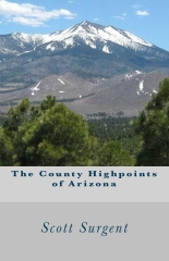 The County Highpoints of Arizona