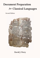 Document Preparation for Classical Languages