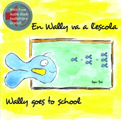 En Wally va a l'escola / Wally goes to school