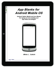 App Blanks for  Android Mobile OS
