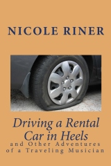 Driving a Rental Car in Heels