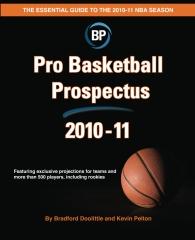 Pro Basketball Prospectus 2010-11
