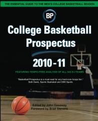 College Basketball Prospectus 2010-11