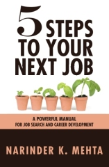 Five Steps to Your Next Job