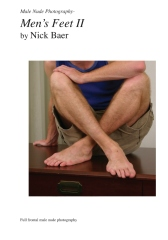 Male Nude Photography- Men's Feet II