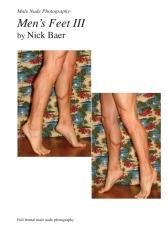 Male Nude Photography- Men's Feet III
