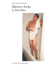 Male Nude Photography- Shower Jocks
