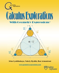 Calculus Explorations with Geometry Expressions