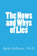 The Hows and Whys of Lies