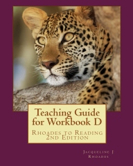 Teaching Guide for Workbook D