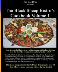The Black Sheep Bistro's Cookbook Volume 1