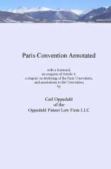 Paris Convention Annotated