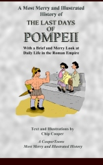 A Most Merry and Illustrated History of the Last Days of Pompeii
