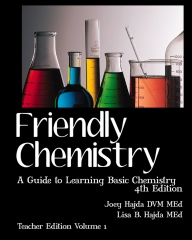 Friendly Chemistry - Teacher Edition Volume 1