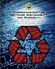 Cyberinfrastructure Software Sustainability and Reusability