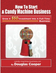How To Start A Candy Machine Business