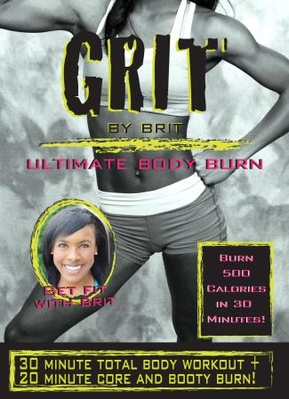 GRIT by Brit Ultimate Body Burn