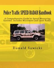 Police Traffic SPEED RADAR Handbook