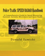 Police Traffic SPEED RADAR Handbook