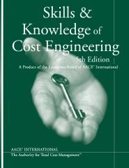 Skills & Knowledge of Cost Engineering