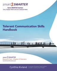 Tolerant communication skills handbook