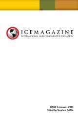 International and Comparative Education (ICE Magazine): Issue 1