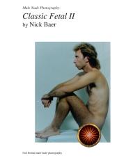Male Nude Photography- Classic Fetal II