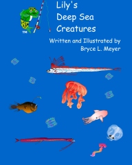 Lily's Deep Sea Creatures