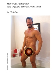 Male Nude Photography- Vlad Impaler's 1st Nude Photo Shoot