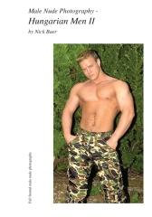 Male Nude Photography- Hungarian Men II