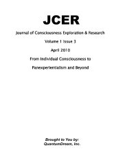 Journal of Consciousness Exploration & Research Volume 1 Issue 3