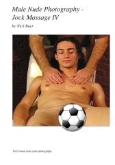 Male Nude Photography- Jock Massage IV