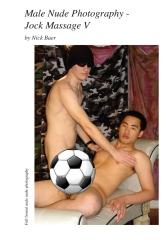 Male Nude Photography- Jock Massage V