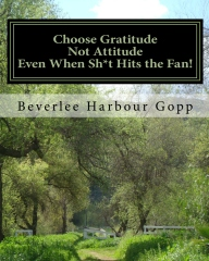 Choose Gratitude Not Attitude Even When Sh*t Hits the Fan!