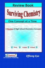 Surviving Chemistry One Concept at a Time: Review Book