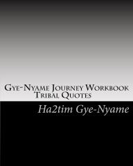 Gye-Nyame Journey Workbook