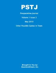 Prespacetime Journal Volume   1 Issue 3