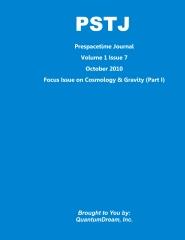 Prespacetime Journal Volume 1 Issue 7