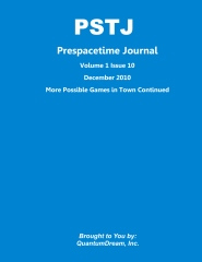 Prespacetime Journal Volume 1 Issue 10